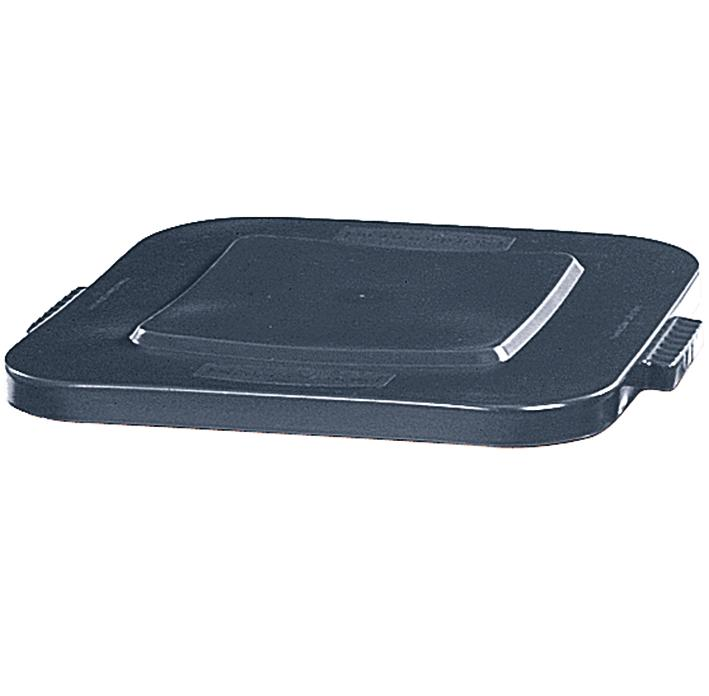 Lid for multi-purpose container of polyethylene (PE), volume 105 litres, grey