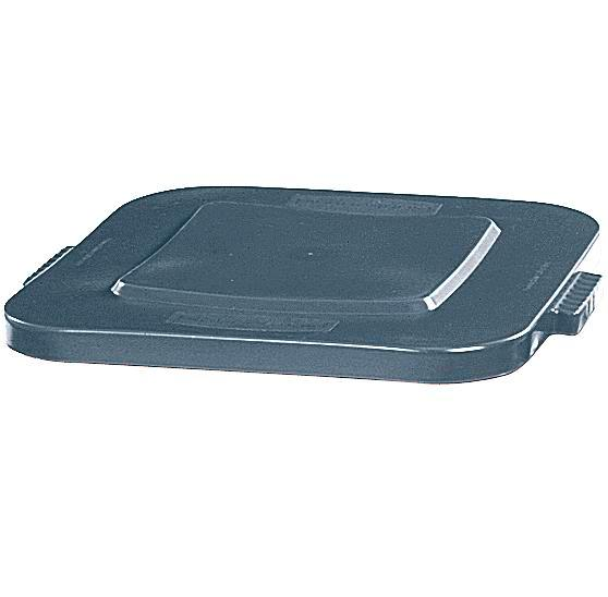 Lid for multi-purpose container of polyethylene (PE), volume 151 litres, grey - 1