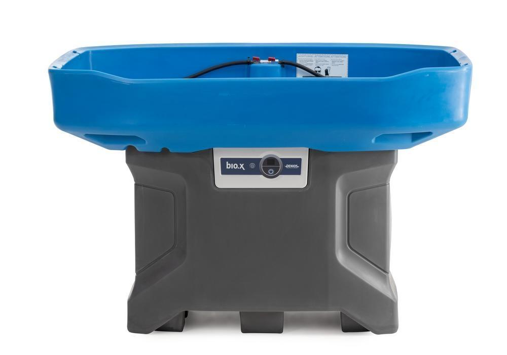 bio.x C100 XL parts cleaner, complete set consisting of washstand and initial filling
