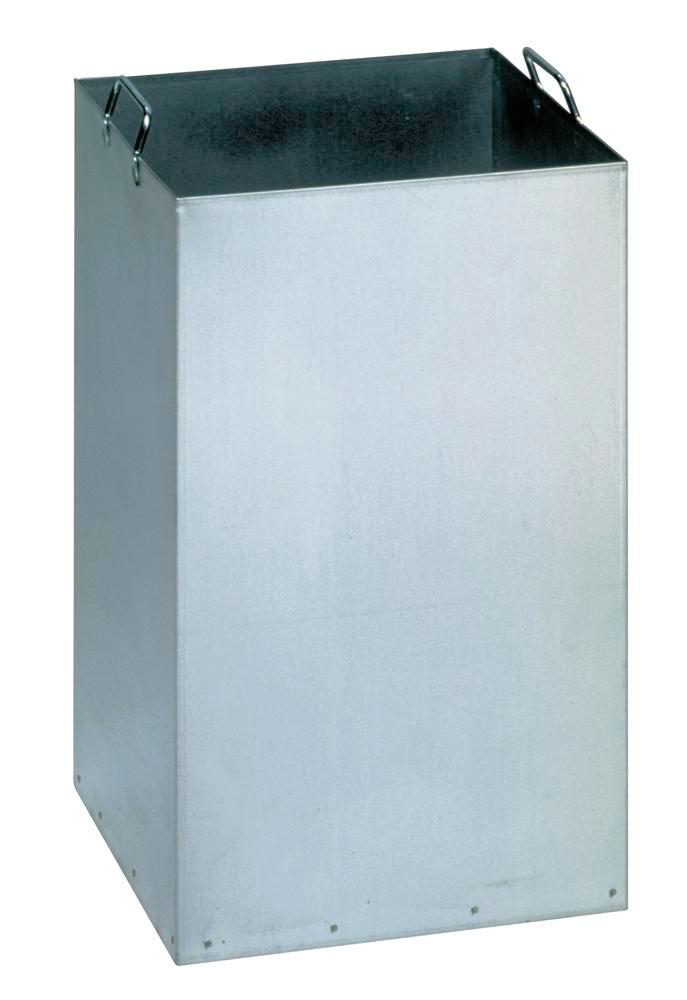 Internal container for modular waste collection systems for recyclable materials, 60 litres