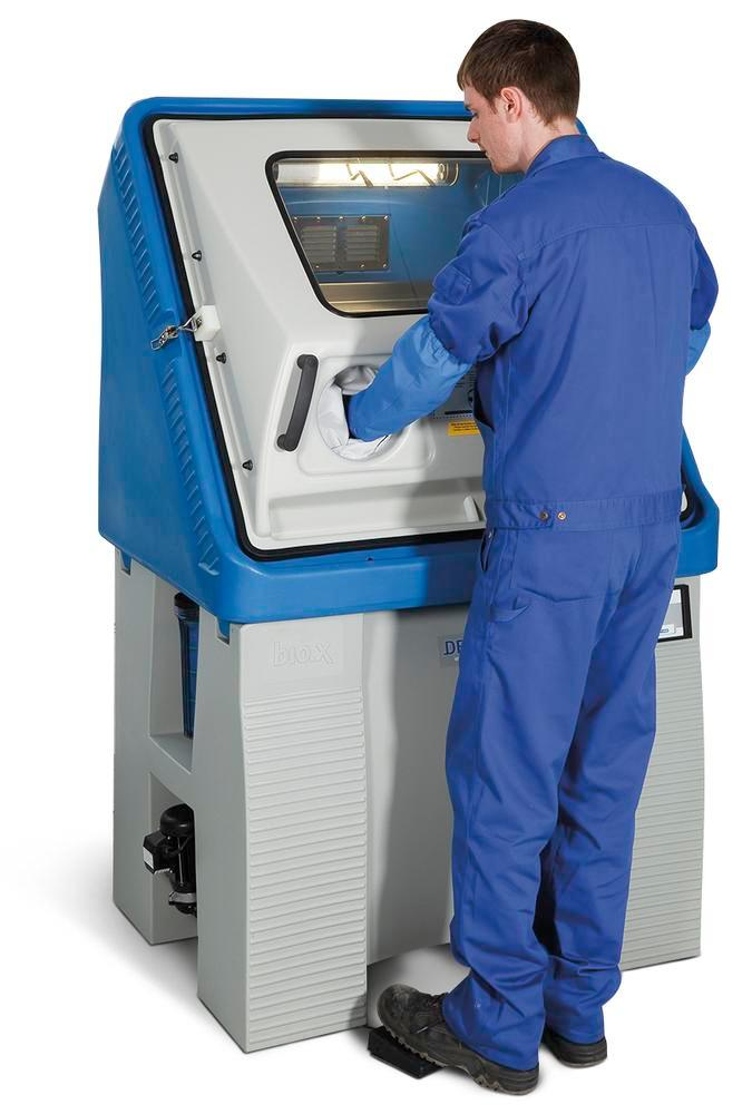 Parts cleaner bio.x T700, 230 V, main device without cleaning fluid - 2