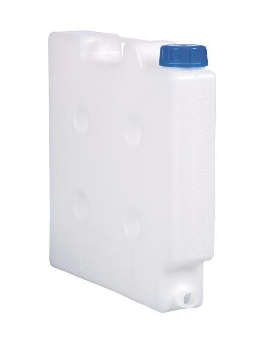 Space saving canister, 5 litre capacity, with thread - 1
