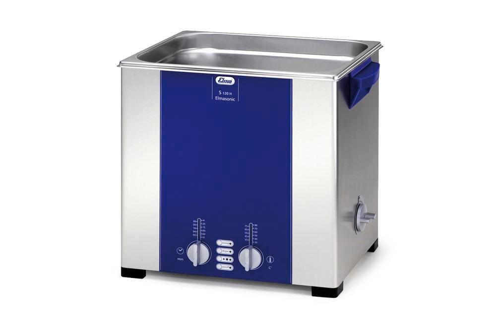 Ultrasonic cleaner Elmasonic S 120 H