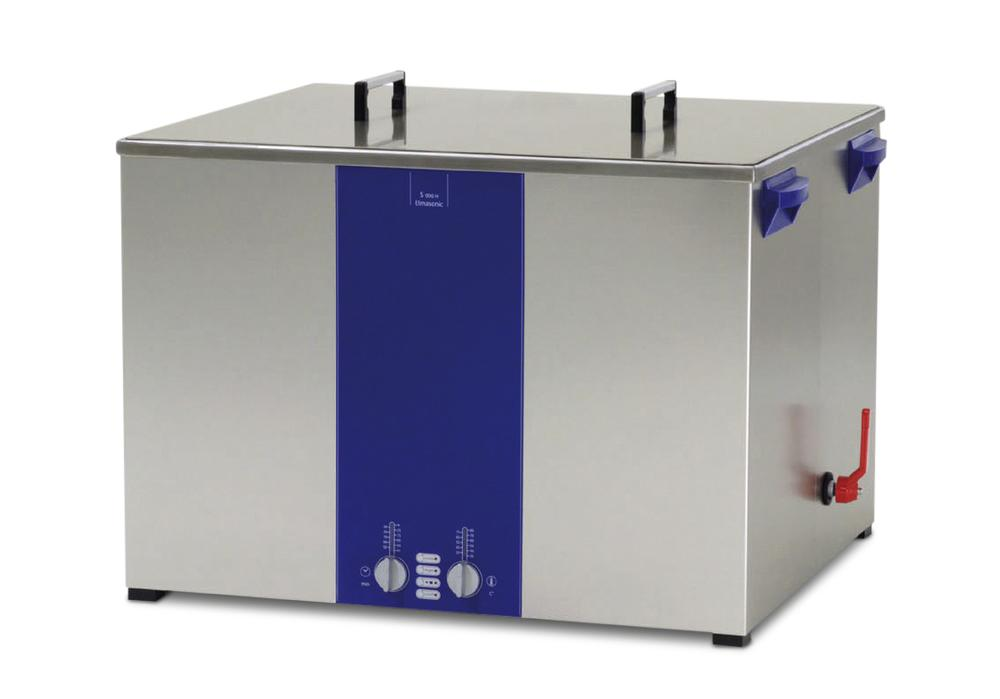 Ultrasonic cleaner Elmasonic S 900 H