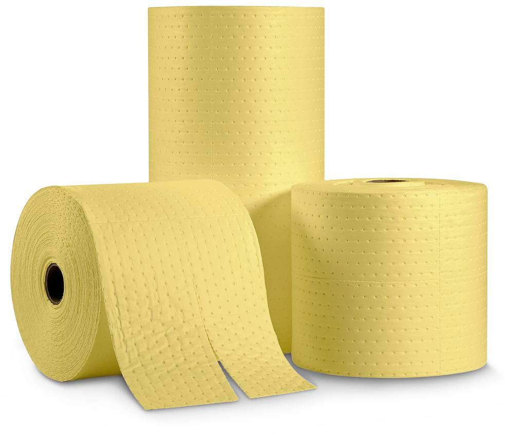 DENSORB Absorbent Rolls Economy Single, Special, Heavy, 38cm x 45m, Pack of 2 - 4