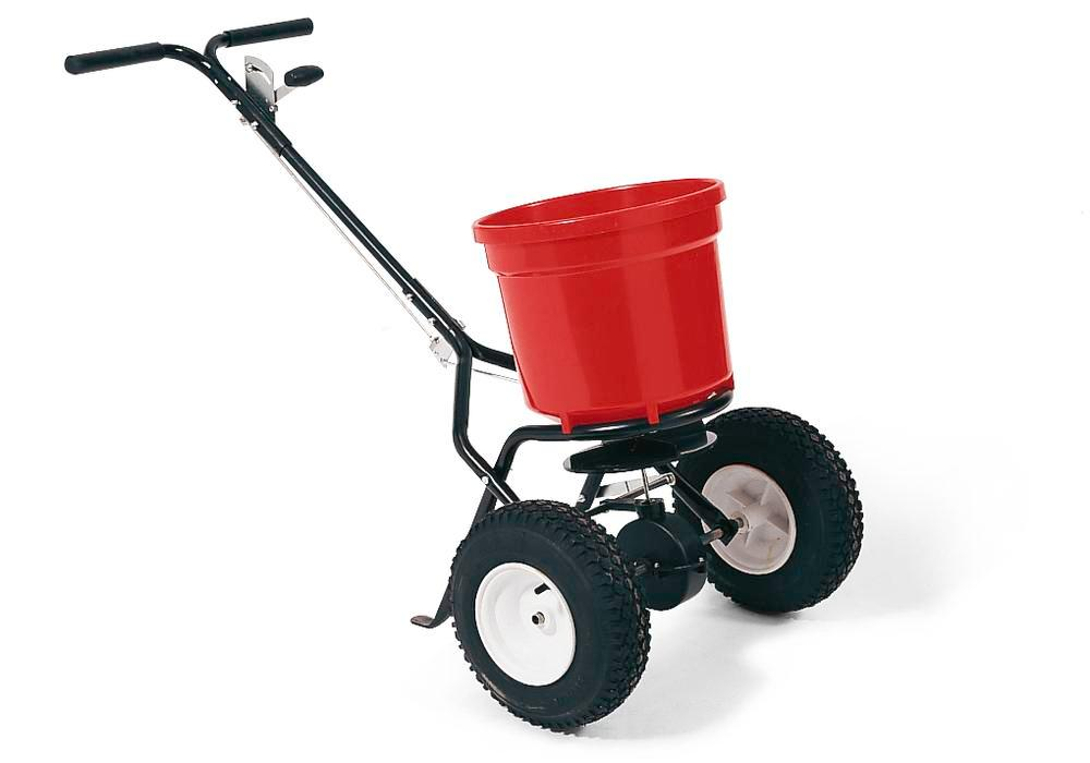 Grit spreaders made from Polyethylene (PE), with 30 litre volume
