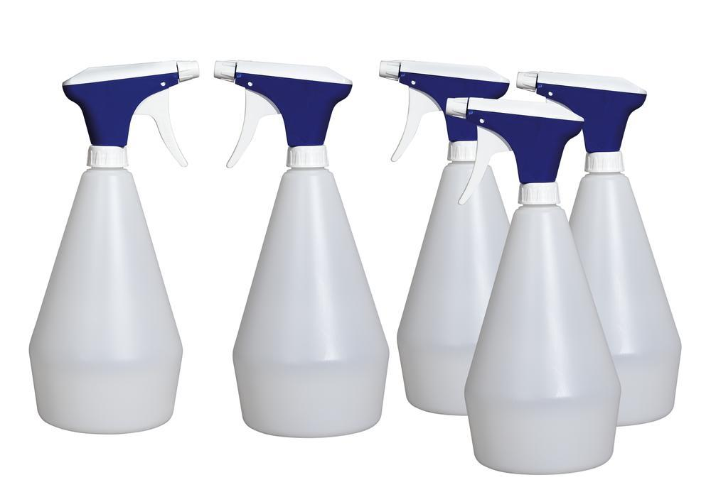Manual spray bottle Professional, 1000 ml, Pack = 5 pieces