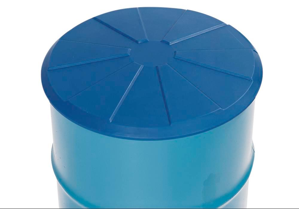 PE Drum lid, Model DR, blue
