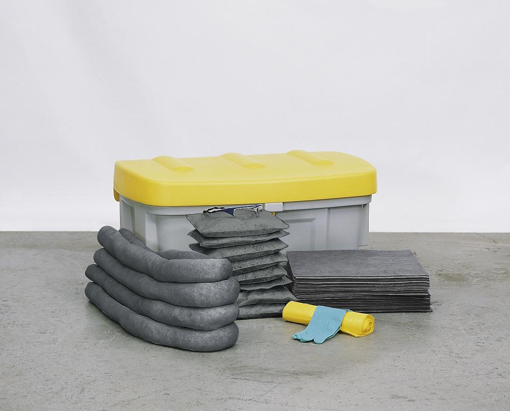 Refill Kit for DENSORB Emergency Spill Kit in Safety Box SF100, application SPECIAL - 1