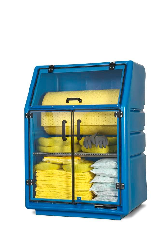 Refill Kit for DENSORB Emergency Spill Kit in Safety Cabinet, application SPECIAL - 1