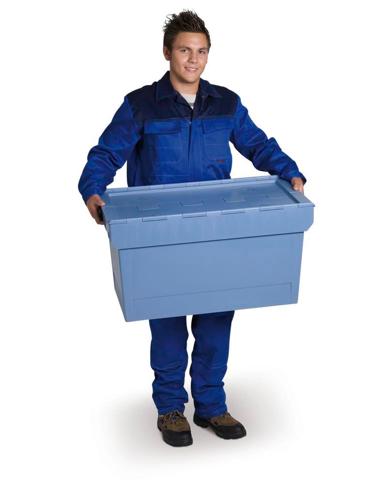 Refill Kit for DENSORB Mobile Spill Kit in sturdy Transport Box, application SPECIAL