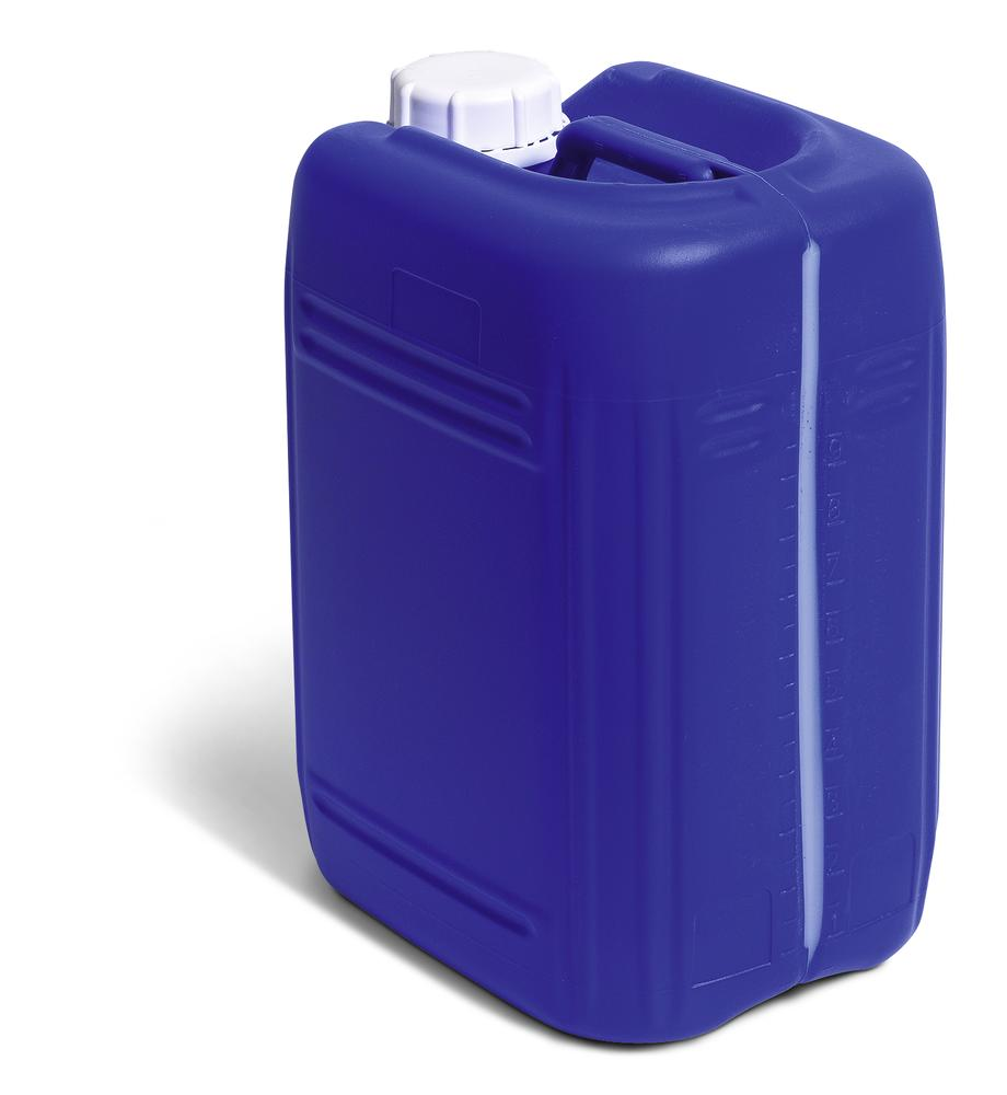 11 Ltr Antistatic container Blue