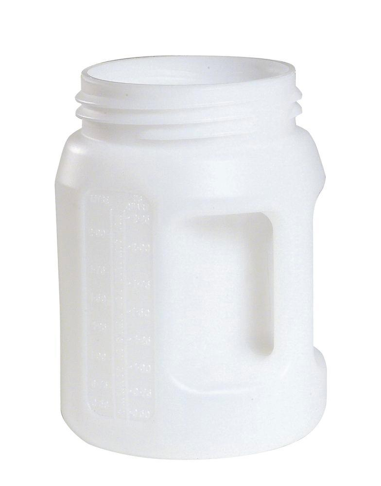 Dispensing containers made from Polyethylene (PE), 2 litre volume - 1