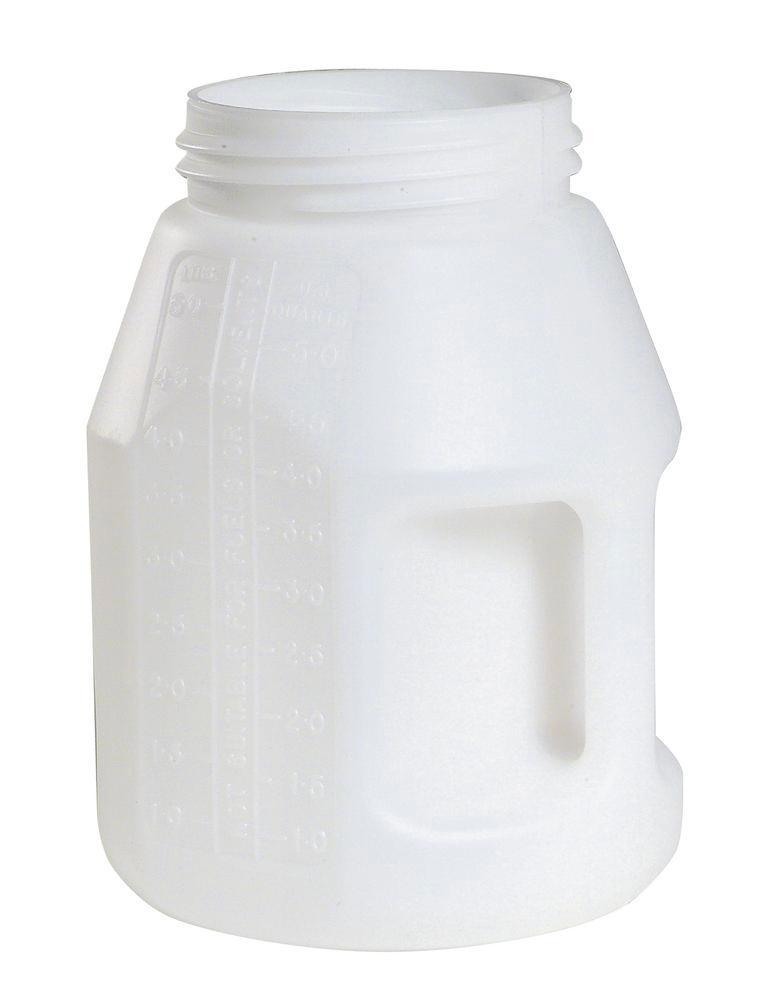 Dispensing containers made from Polyethylene (PE), 5 litre volume - 1