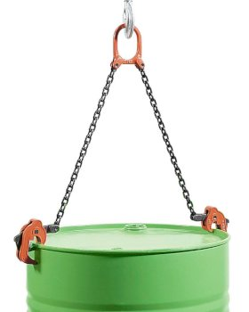 Drum lifter FGK suitable for all types of steel drums-w280px