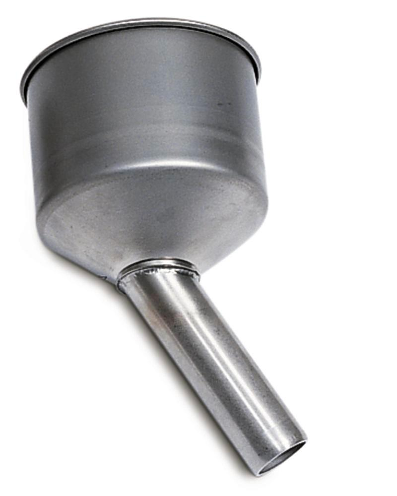 Funnel for stainless steel canister - 1