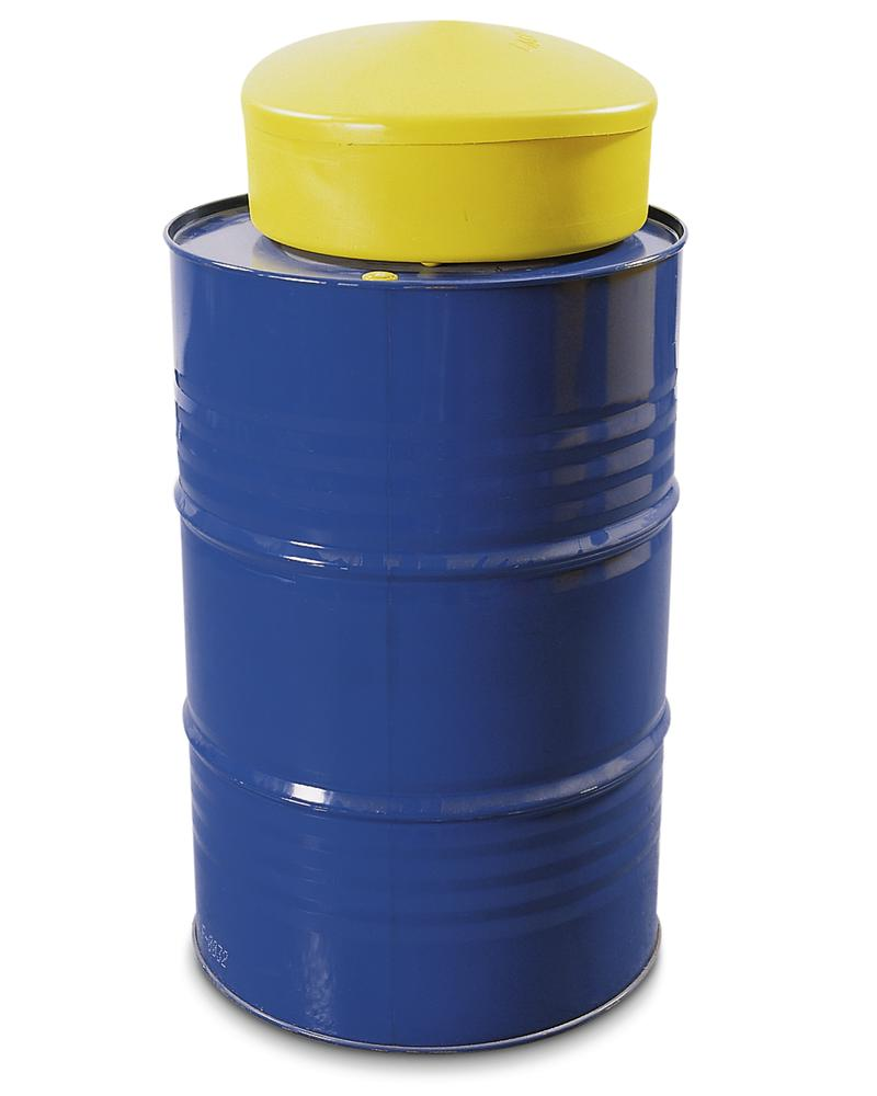 Lid for drum funnel Type GP 1, anti-static