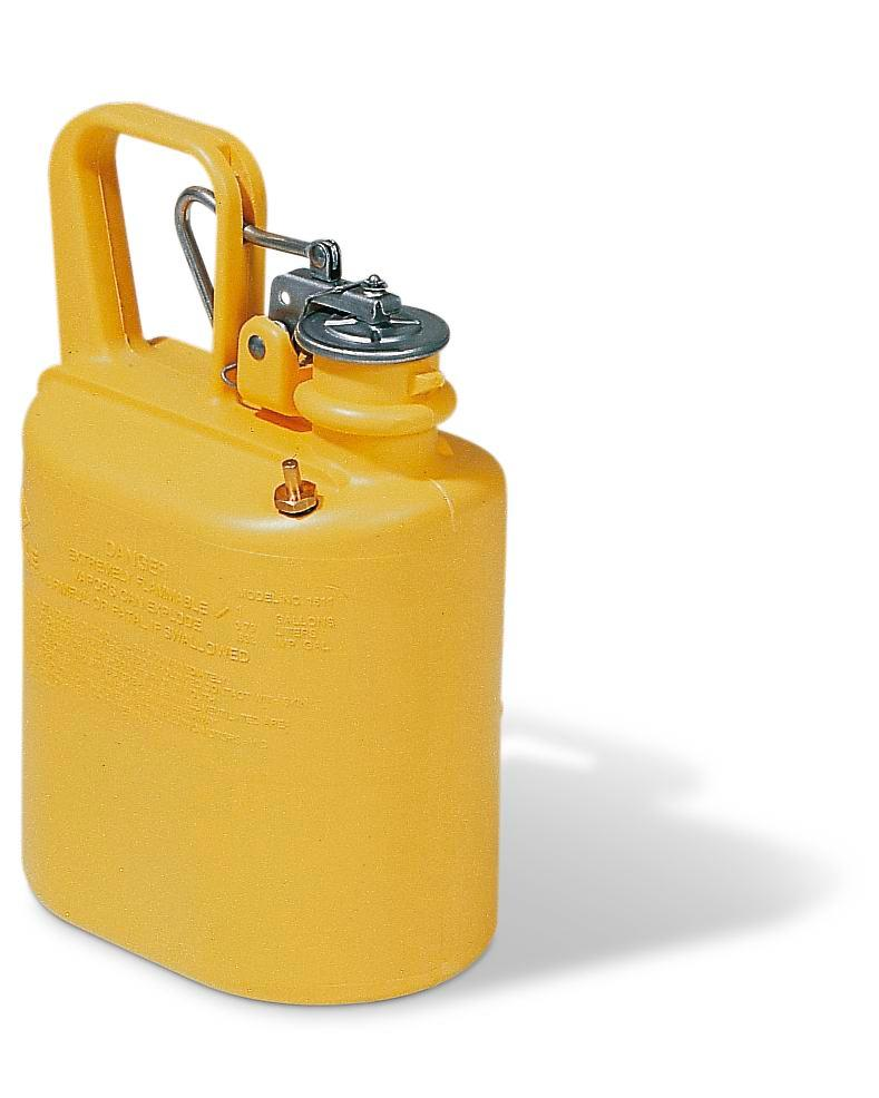 PE Can, 4l, Yellow