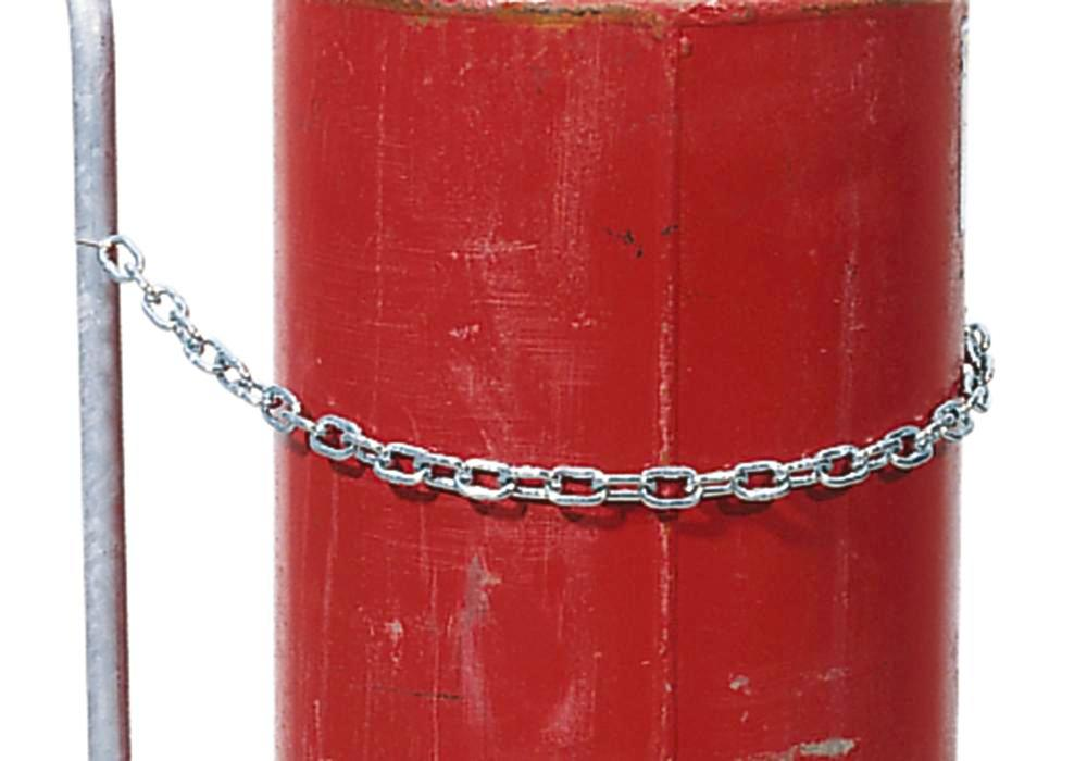 Safety Chain for Model BK-60 for 33 litre gas cylinders