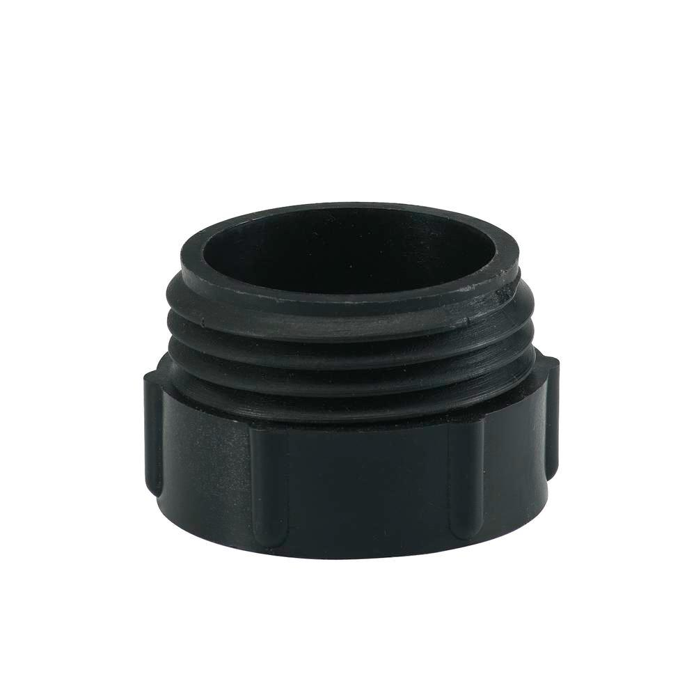 """Special thread adapter SG 2, 2"""" fine (I) to S64x4 (A), black - 1"""