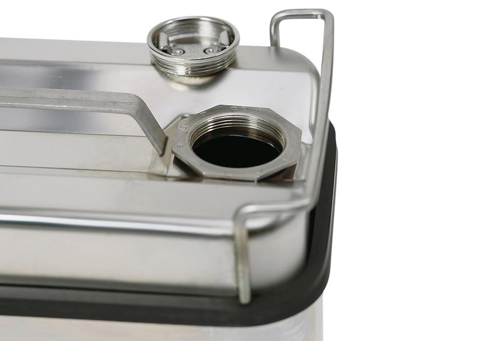 Stackable Stainless Steel Container, 11l - 2