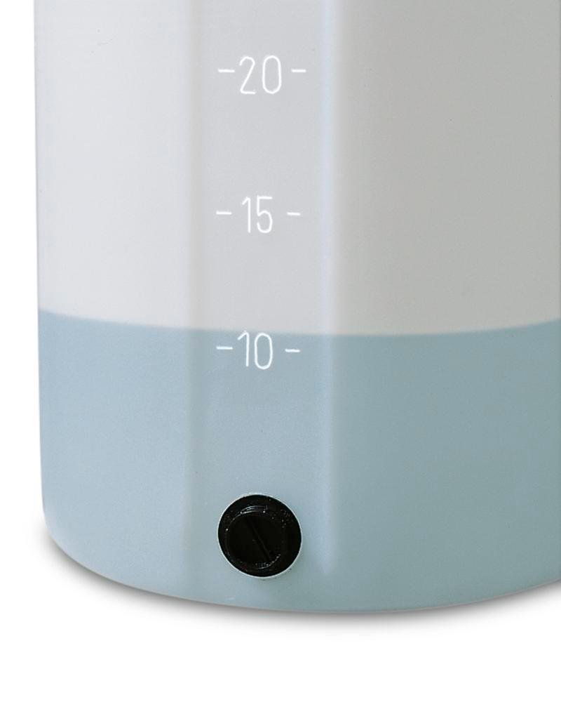 Storage and pouring containers 200 ltr, black - 2