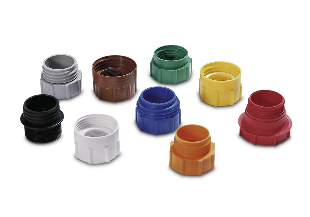 Thread adapter set, consisting of 9 adapters, 2""