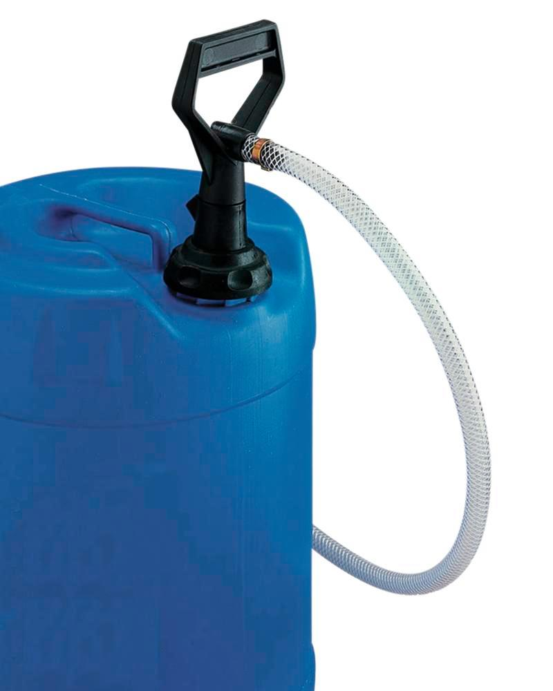 Hand pump Model 960, for small drums up to 30 litre capacities