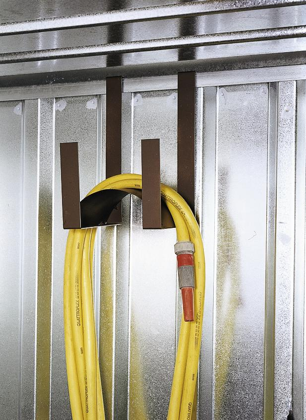 Hose and cable suspension