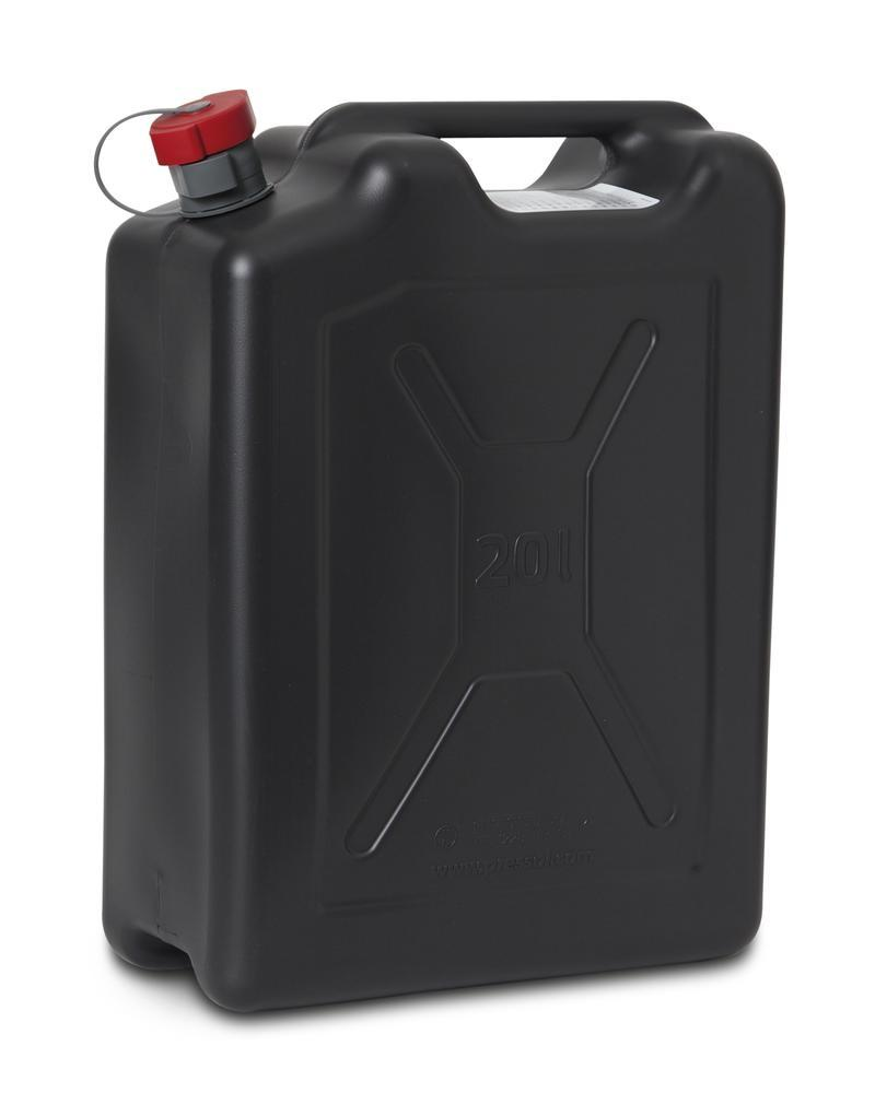 Plastic safety canister, 20 litres volume - 6