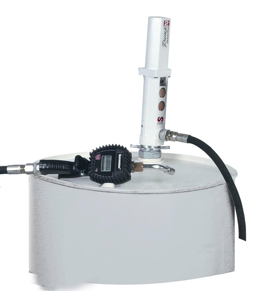 Pneumatic oil pump DP1 F, for drums, transfer rate approx. 16 litres /minute