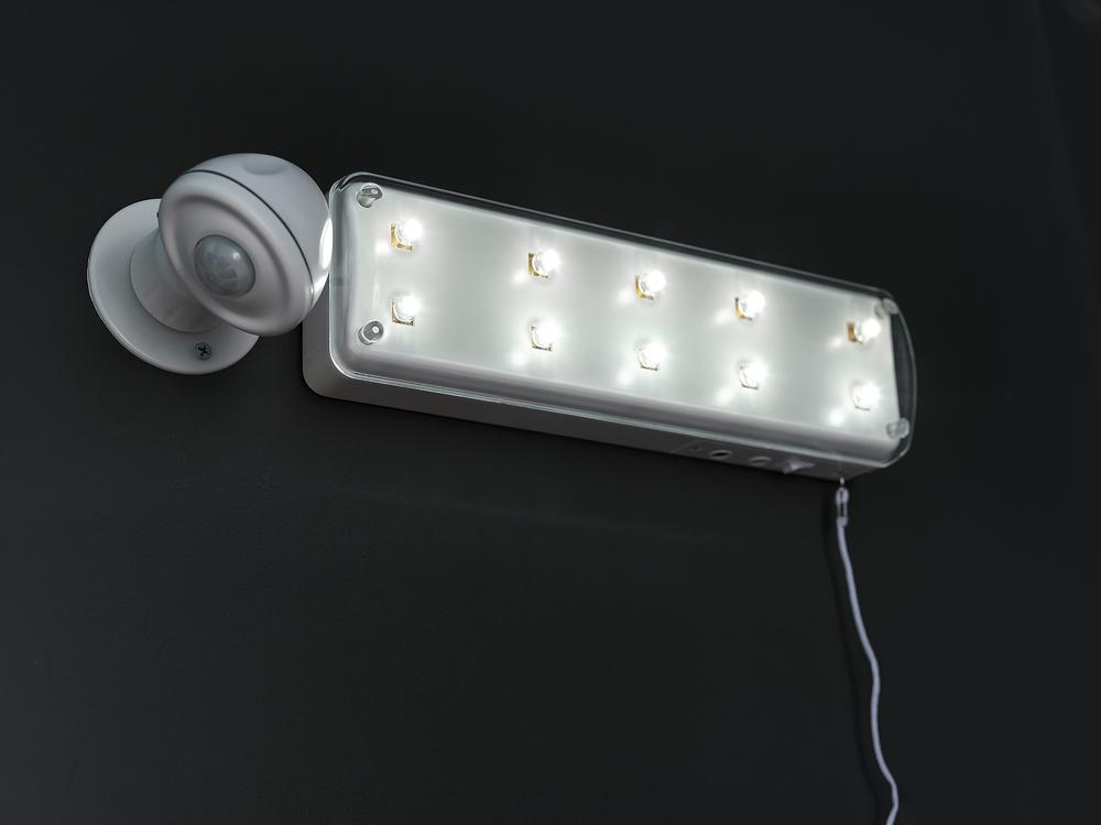 LED solar lighting system for Multistore M 19.16 - 1