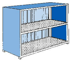 System container 2G 314.ISO, thermally insulated, wing doors, for up to 20x 200-litre drums