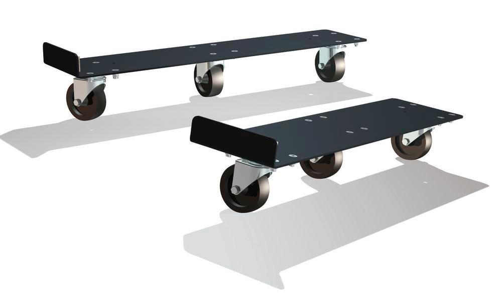 asecos Mover dolly (set of 2) for easy transport - 1