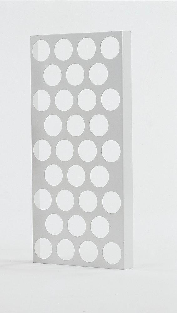 Cylinder rack for 8 cylinders, (DN 90 mm)