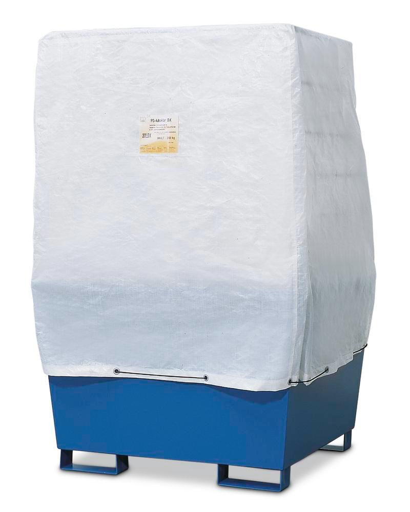 Spill pallet covers without dispensing area for 1 IBC - 2