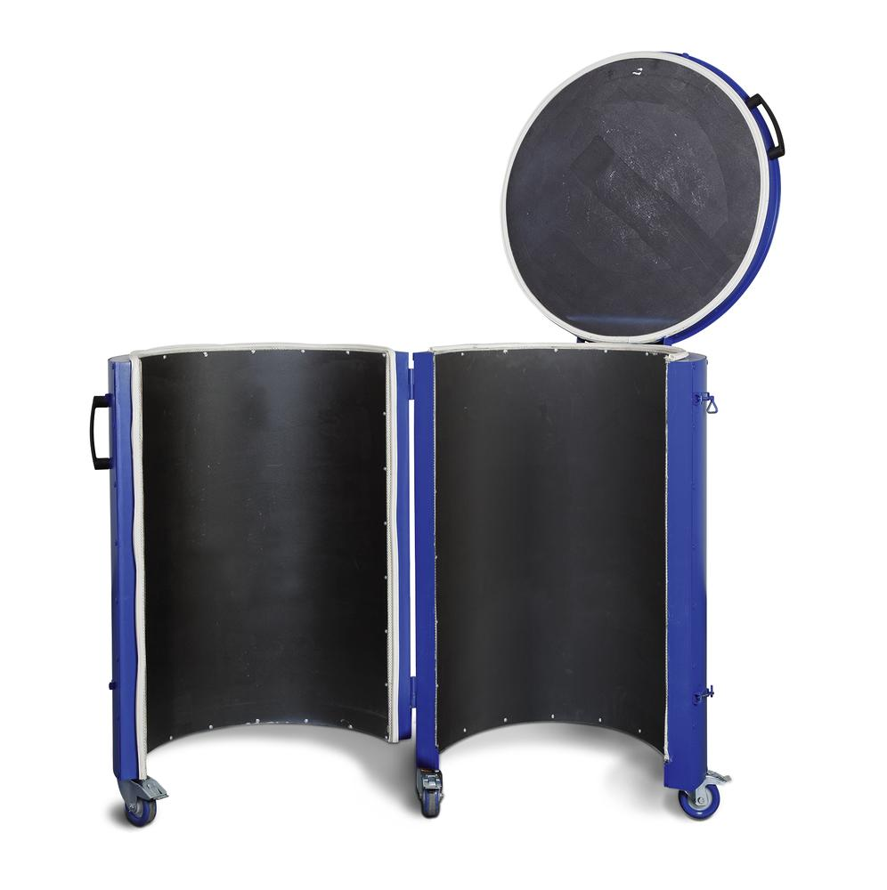 Drum heater type FH-M 4.0, for 200-litre drums