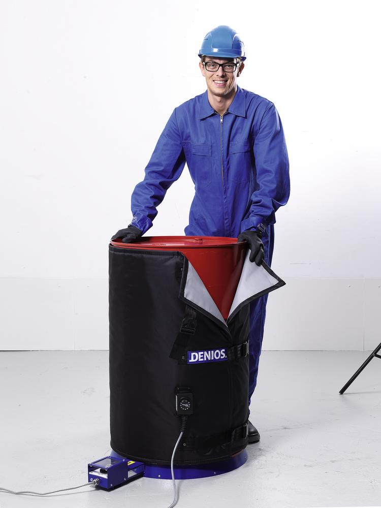 heating jacket HM3 A. for 205 litre drums