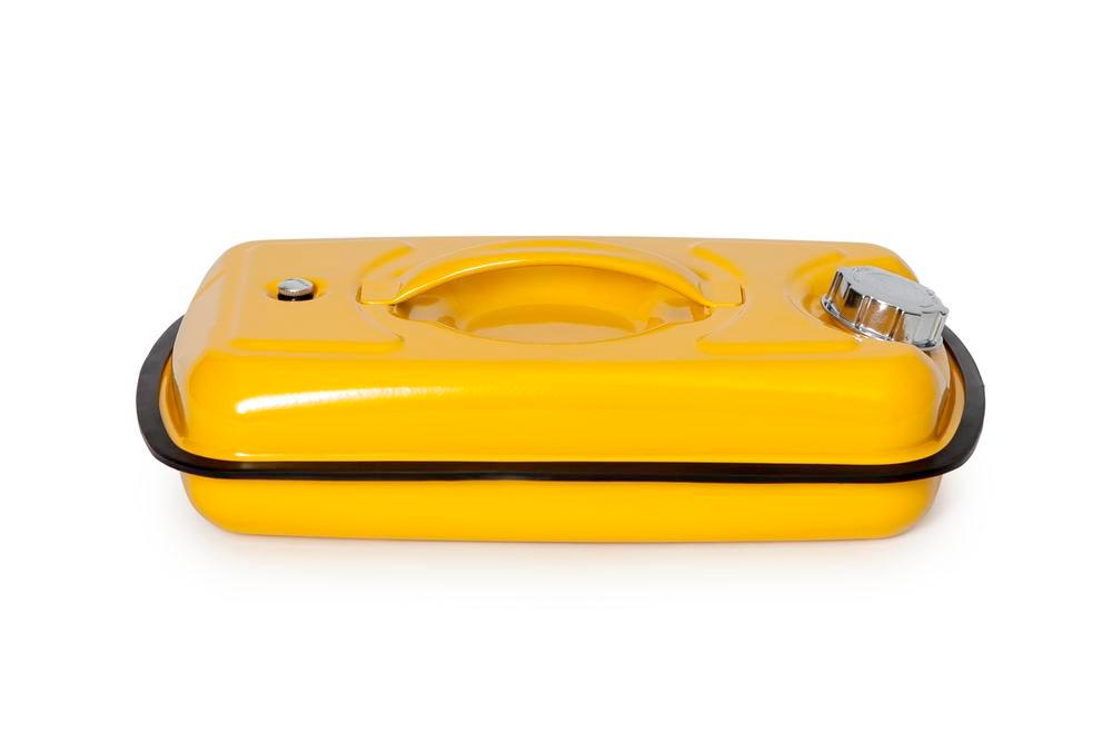 FALCON safety container in steel, painted, with transport approval, 5 litres