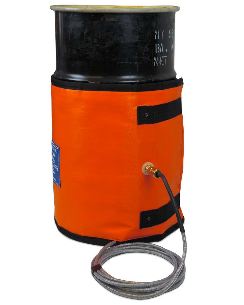 Heating jacket HM 1Ex, for 25/30 litre drums, Ex-version