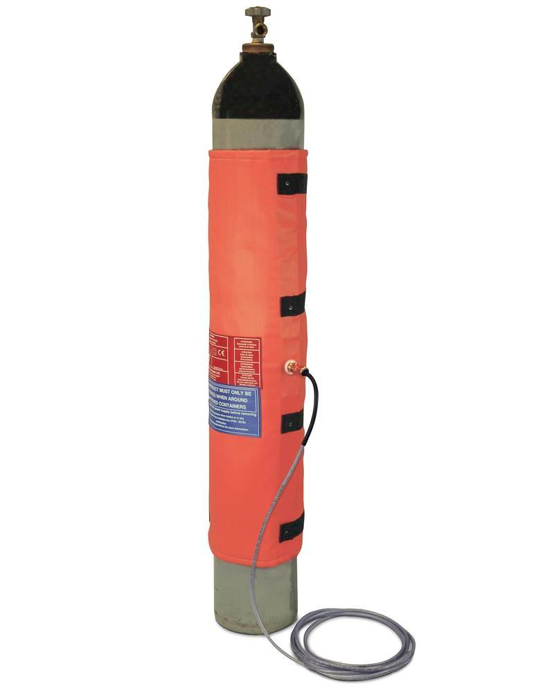 Heating jacket HM-G, for gas cylinders with Ø 230 mm, Ex-version