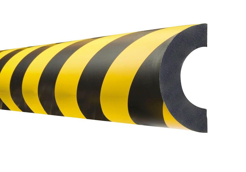 Tube protection profile 135, magnet, 1 m