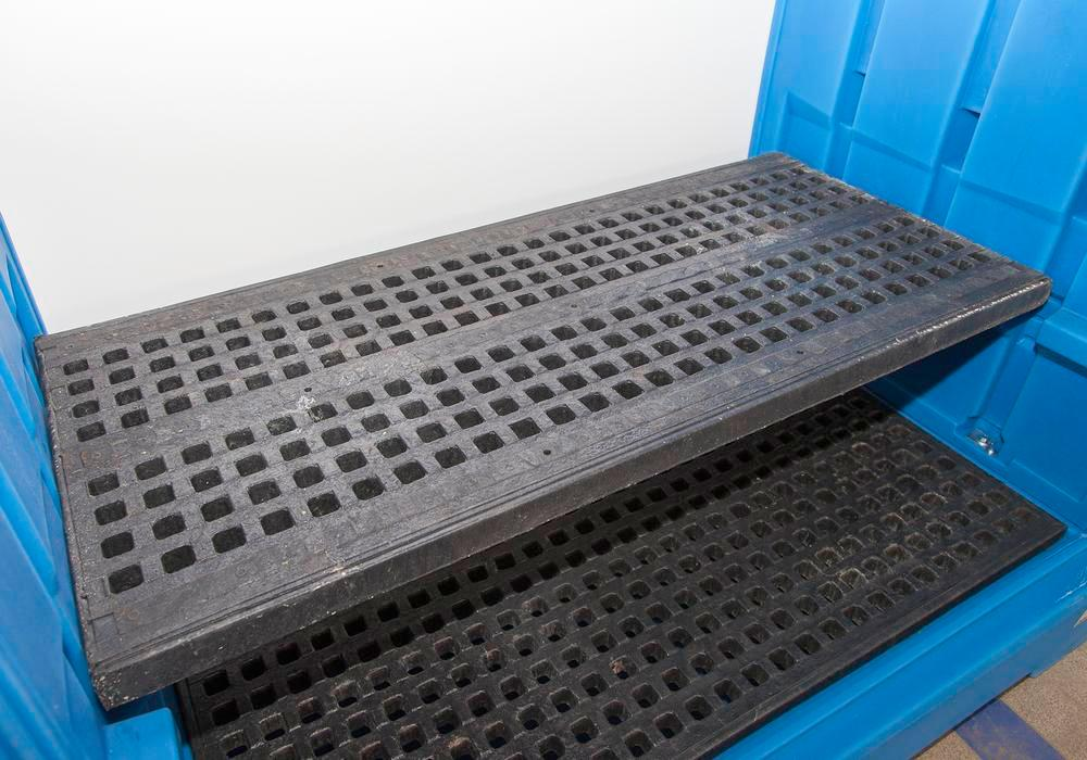 Grid in polyethylene (PE), for PolySafe-Depot PSR 8.12 - 1