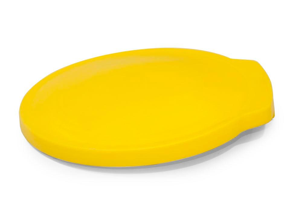 Lid in PE, Universal for round drum funnels with Ø 645-650 mm - 1