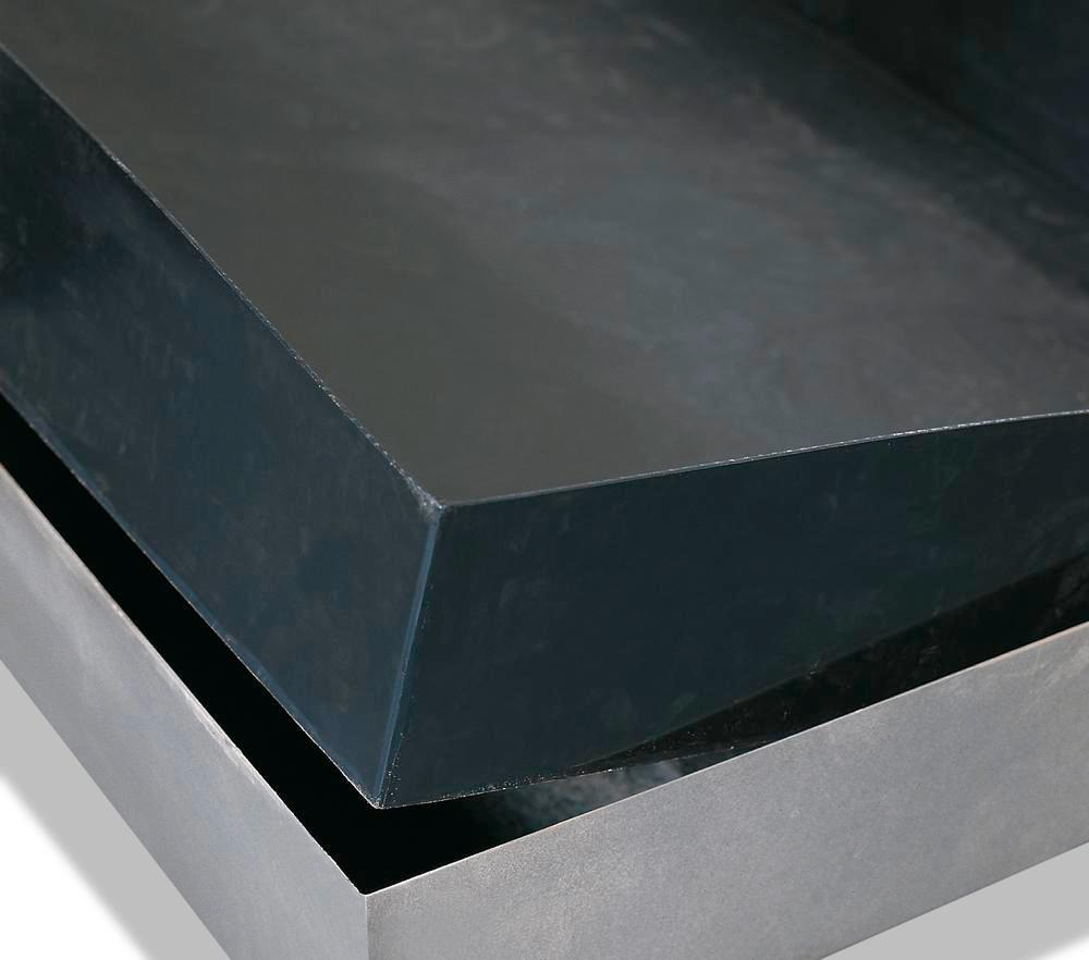 Spill pallet insert in polyethylene (PE) for SolidMaxx Depot Models CH 1.1, CH 1.1-ISO, conductive - 1