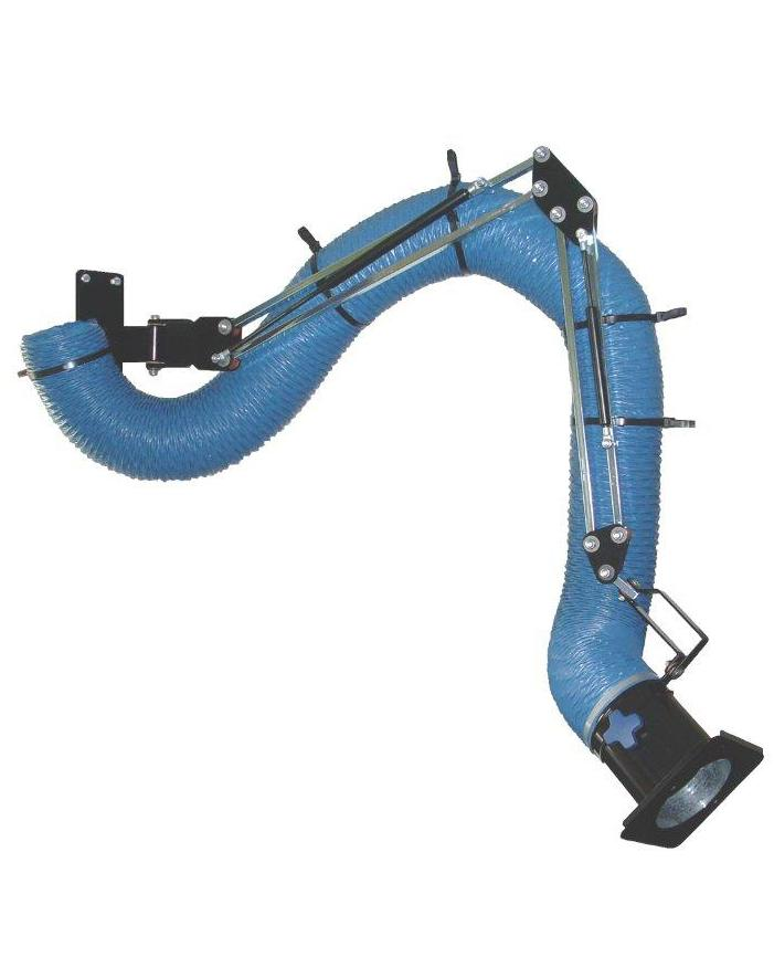Extraction arm with external joints 3.0 m - 4