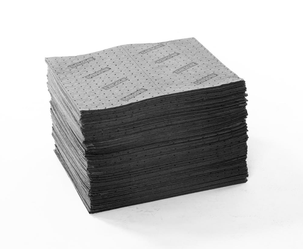 DENSORB Absorbent Pads Economy Double, Universal, Light, 2 Layers, 40 x 50 cm, Pack of 200 - 1