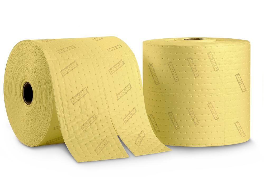 DENSORB Absorbent Roll Economy Double, Special, Heavy, 2 Layers, 100 cm x 45 m