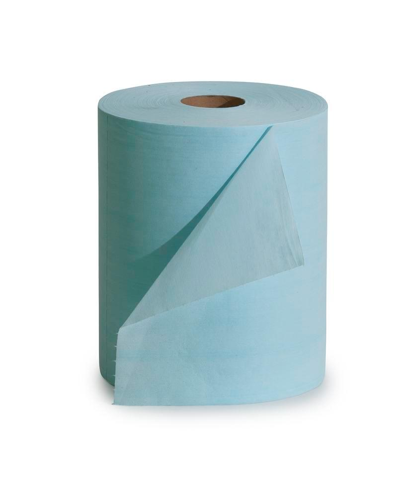 Solvent resistant cleaning cloths, 2 rolls