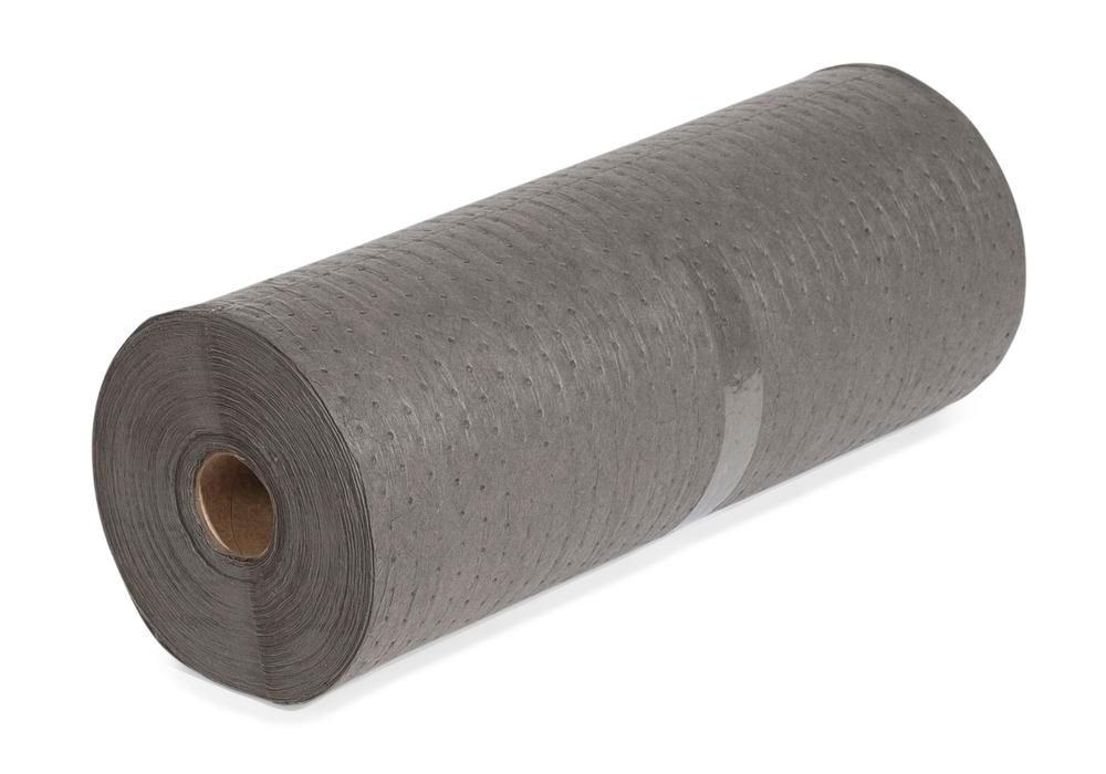 DENSORB Absorbent Roll Economy Single, Universal, Grey, Light, 76cm x 90m